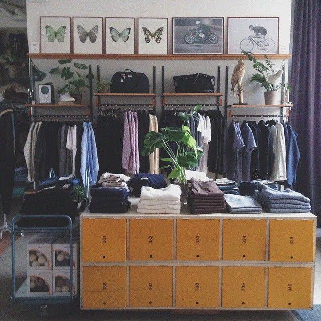 Grandpa store︱Gothenburg, Sweden︱See more at www.grandpa.se