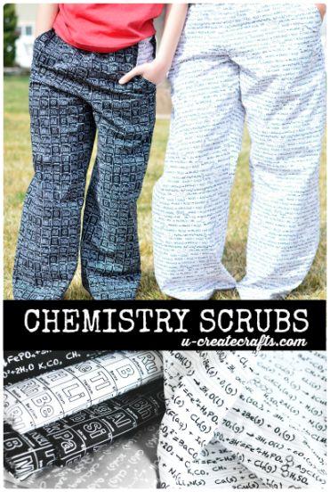 Chemie křoviny na u-createcrafts.com