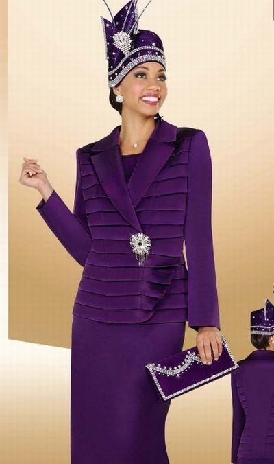 Ben Marc International Womens Church Suit 4641