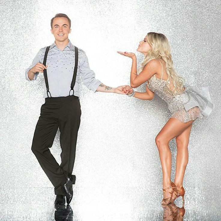 Frankie and Witney #TeamFranneyPack #Dwts #Season25