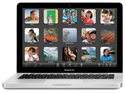 Apple MacBook Pro MD101LL/A: High Speed Thunderbolt.