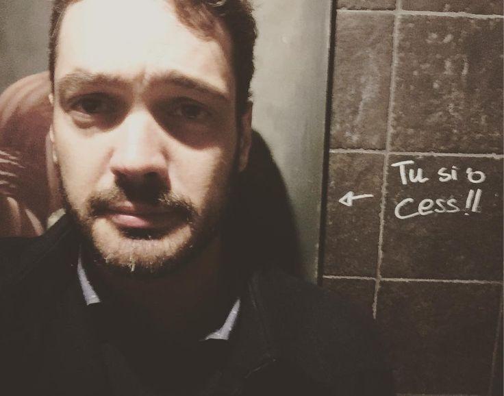 Grazie !! #siocess #bagno #ristorante #napoli #picoftheday #murales #pieno #dicomplimentineabbiamo #goodvibes #cotone http://www.butimag.com/ristorante/post/1481949104568704925_316042337/?code=BSQ8NvhBp-d