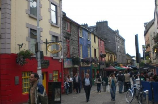 shop st., galway