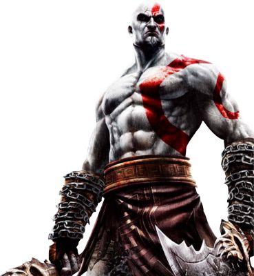 PSD Detail | God of War Kratos | Official PSDs