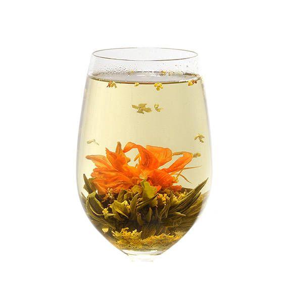 Fleurs de thé ESSAIM D'OSMANTHUS Pack de 12  Beauté et