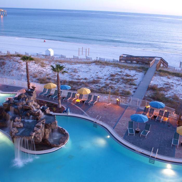 Destin Fl: Holiday Inn Beach Resort At Ft Walton Beach