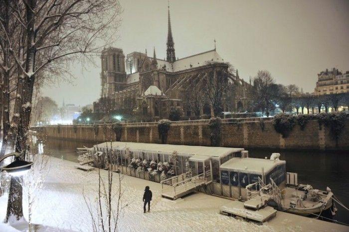 paris Quai de la Tournelle – Notre Dame