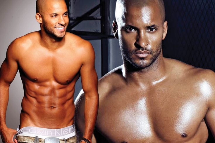 Ricky Whittle strips down to his pants for seriously sexy shoot just days after dumping girlfriend Rumer Willis - 3am & Mirror Online