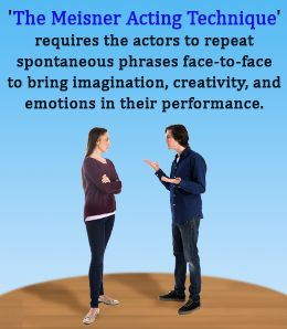 Everything You Need to Know About the Meisner #Acting Technique