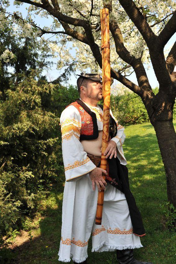 Fujara and other Slovak flutes | Slavorum