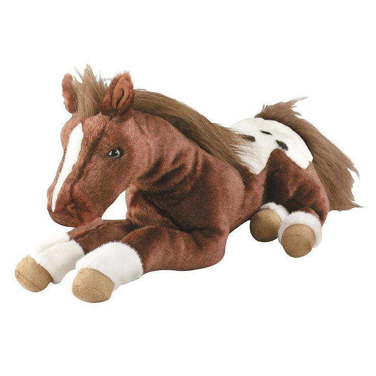 Breyer S'more Plush Horse, Multicolor