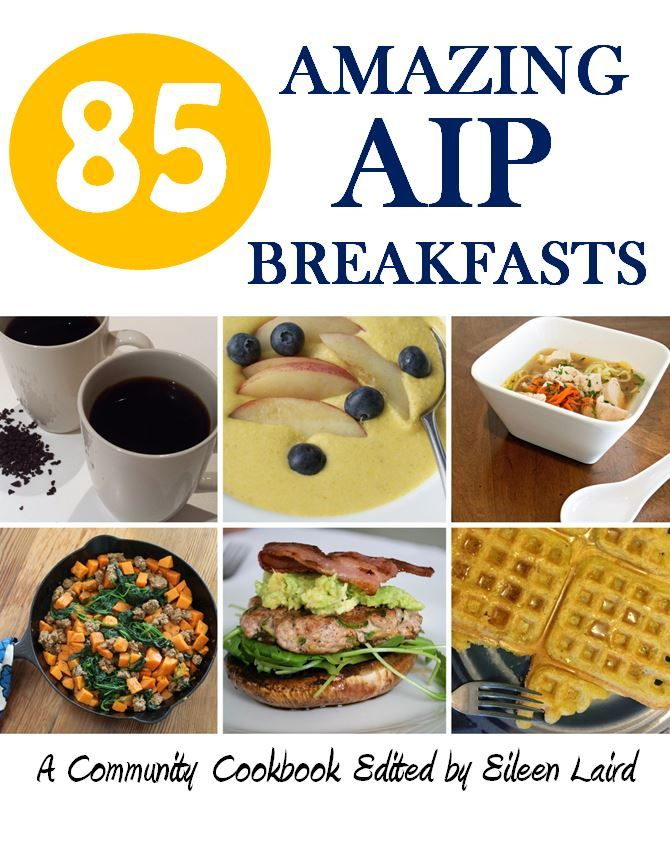 85 Amazing AIP Breakfasts | A Community Cookbook