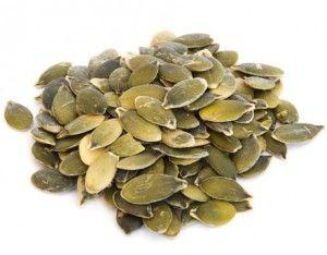 Tekvicové semienka