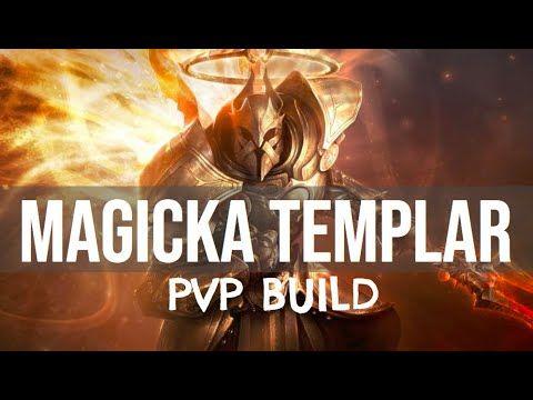 Magicka Templar PVP Build - BACKLASH - ESO Wrathstone | techlush+