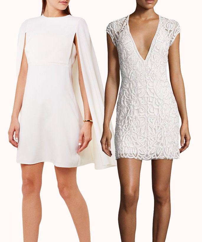 Okay so if you are petite like me, you will love these 14 Chic Wedding Dresses for Petite Women
