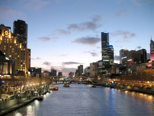 Melbourne - I miss my second home!