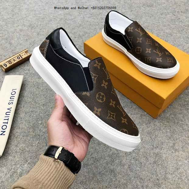 Mens Shoes Fashion Comfortable Casual