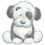 Carte Blanche - My Blue Nose Friends - Fluffy