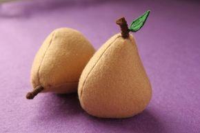 Felt Pear                                                                                                                                                                                 More