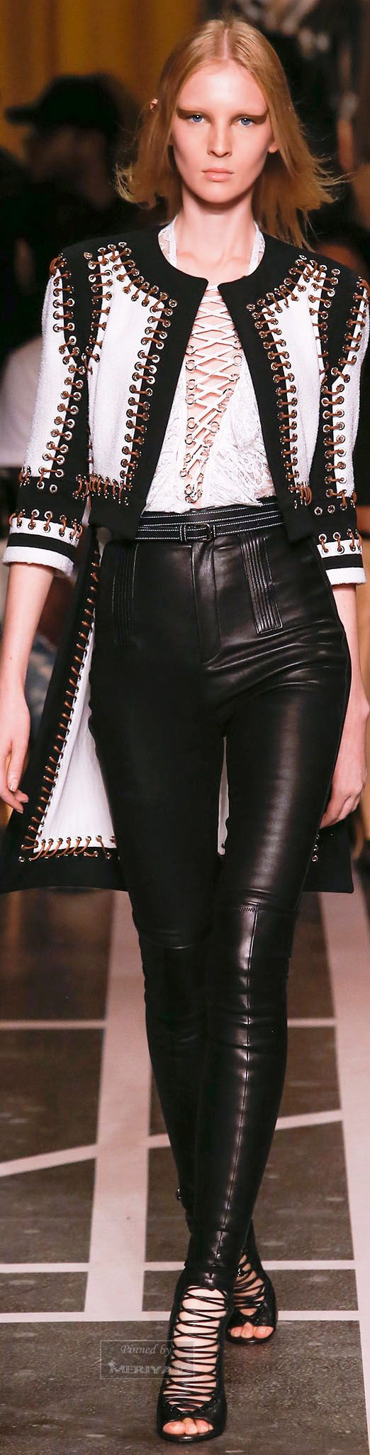 Givenchy.Spring 2015
