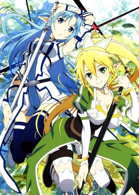 Sword Art work On-line – FanMangas2.0