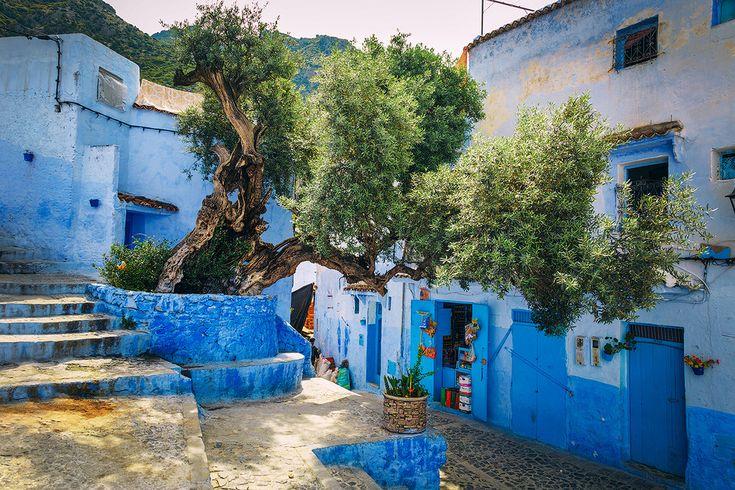 Из Европы в Африку. Яркие краски Марокко. - путешествия и прочее