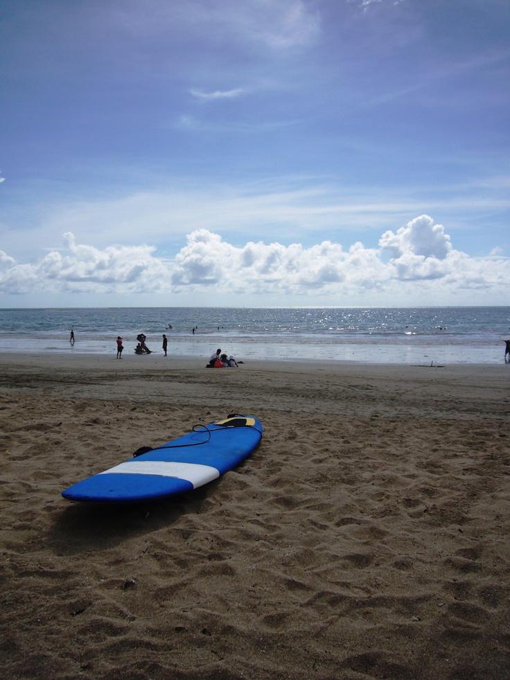 Kuta Beach, Bali #zimmermanngoesto
