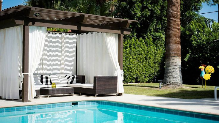Paradise in Palm Springs (Palm Springs) | Escape to Palm Springs, Joshua Tree, and more at these desert Airbnbs