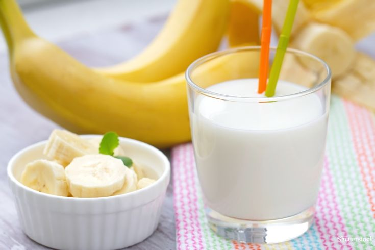 Dès 6 mois - Mon premier Milk Shake Banane