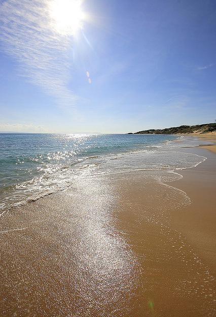 Tarifa, Cádiz - the best beach in South Spain ;)