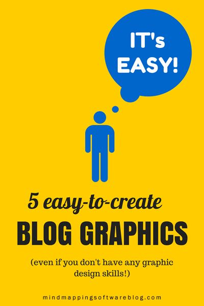 In this new free tutorial, I explain how to easily create 5 common types of visual marketing graphics that will attract much more attention and engagement to your blog content and social media posts. It's easy, once you understand a few simple tools and techniques. #visualmarketing #visualcontent #blogging
