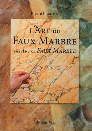 Faux Marble by  Pierre Lefumat