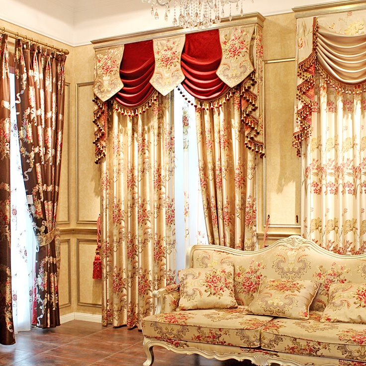 6920 curtains for home decor from zzkkocom