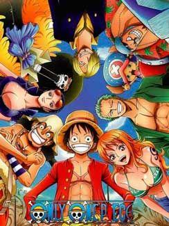 Ван Пис 783 серия, Большой куш, One Piece