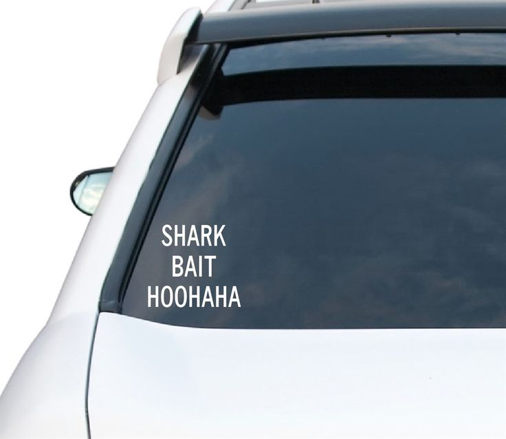 Funny Car Decals | 20 Options! | Jane
