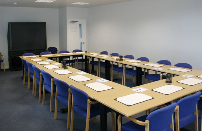 North Staffordshire Conference Centre Council Room