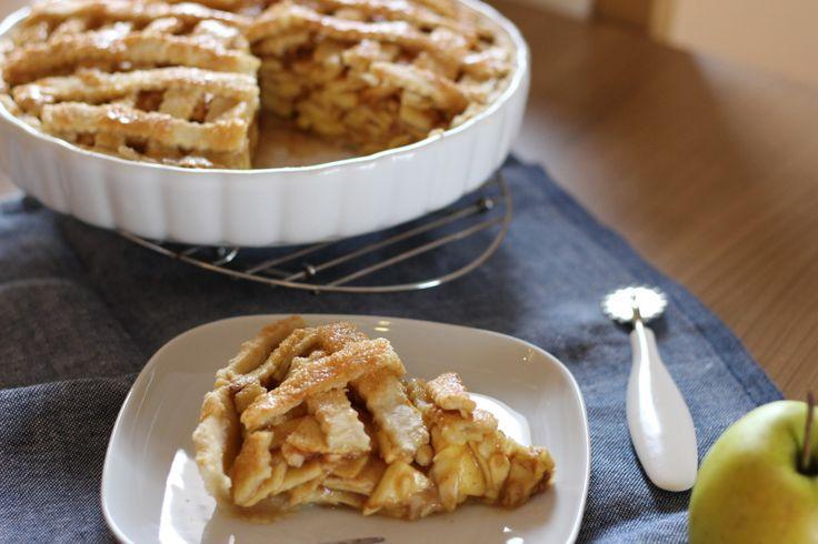 Apple pie – jablkový koláč