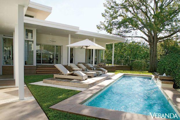Nina Campbell's London Pool