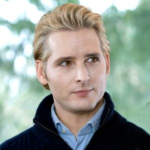 My gorgeous man, Carlisle. Still can't believe I met Peter in real life. lol