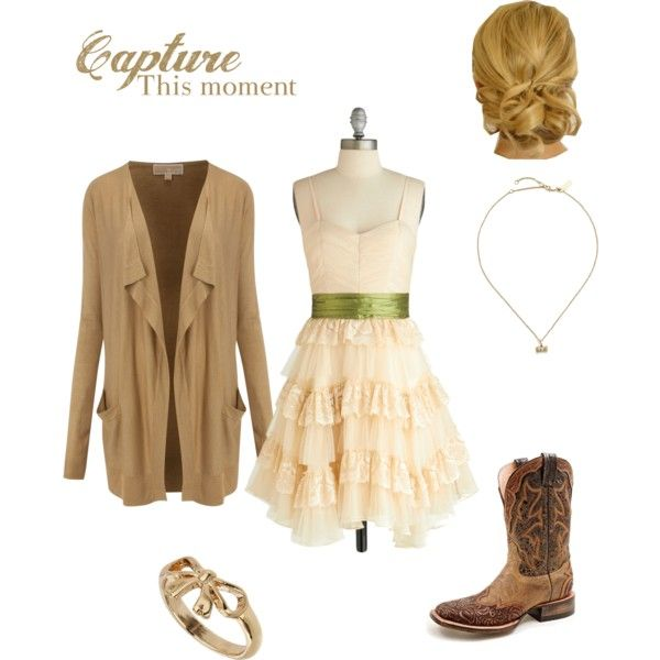 """Country Sweet 16"" by natihasi on Polyvore"