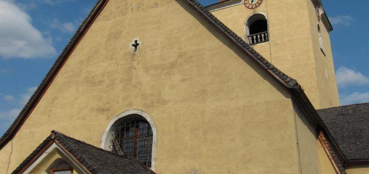 Pfarrkirche Sankt Georg - St. Georgen ob Judenburg