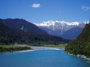 Road trip through New Zealand's South Island