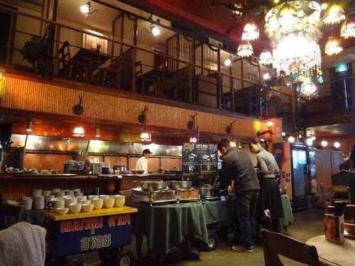 代官山モンスーンカフェ ランチはフォー食べ放題付 daikanyama-tokyo-Japan