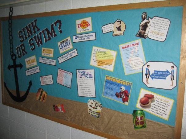Classroom Bulletin Board Ideas Nutrition Month : Best images about nutrition bulletin board ideas on