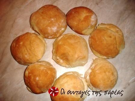 Αφράτα ψωμάκια για ό,τι θέλετε #sintagespareas