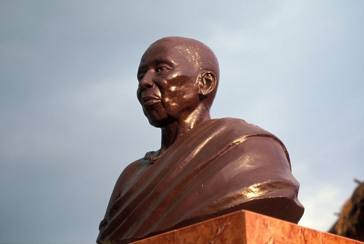 Yaa Asantewaa (circa 1840 – 1921)