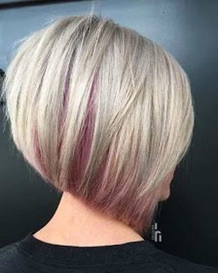 Perfect Style Stacked Bob Haircut For Women 03