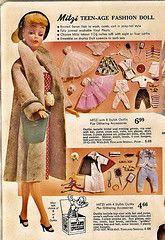 Eatons' Canada Catalogue - 1963 Mitzi.