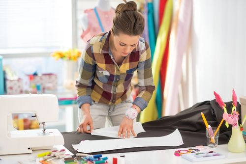 """Often the adage """"out of sight, out of mind"""" is true in the case of our beloved craft supplies. How can we fix this? https://goo.gl/8ffRoK"""