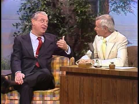 Johnny Carson's Practical Joke on Joan Rivers - Margaret Thatcher Impressionist (about 1983) - YouTube